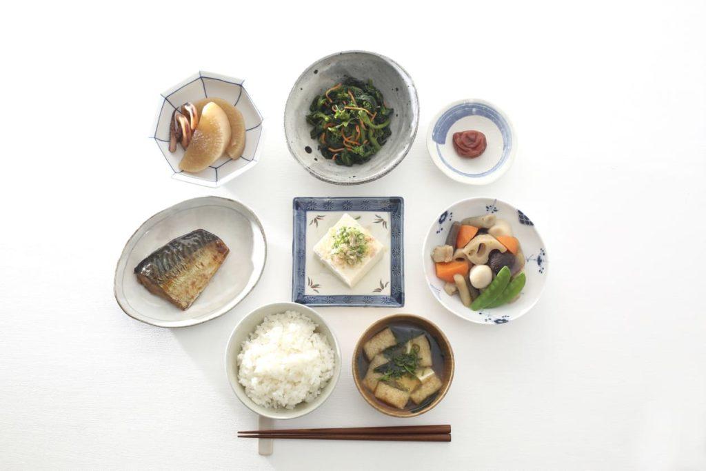 健康な日本食